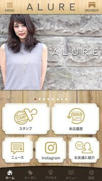 ALURE poster