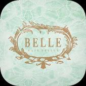 BELLE HAIR DESIGN公式アプリ icon