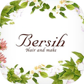 仙台市にある美容室、Bersih(ブルシイ)の公式アプリ icon