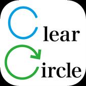 クリアサークル icon