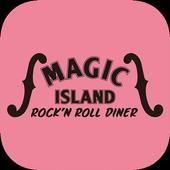 羽島市のダイナー マジックアイランドの公式アプリ icon
