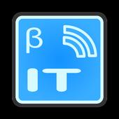 Ms ITニュースリーダーβ(タブブラウザ機能付き) icon