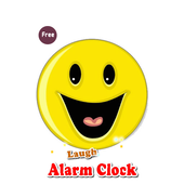 Laugh hahaha Alarm icon