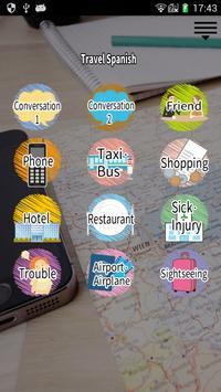 Spanish travel phrases screenshot 9