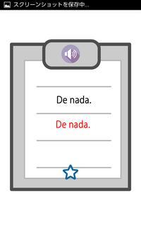 Spanish travel phrases screenshot 3