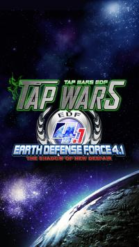 TapWars:EARTH DEFENSE FORCE4.1 poster