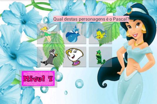 Quiz das Princesas apk screenshot