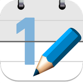Word Count Notes icon