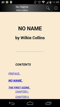 No Name poster