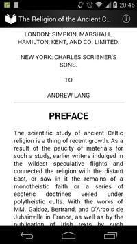 Religion of Ancient Celts screenshot 1