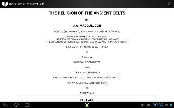 Religion of Ancient Celts screenshot 2