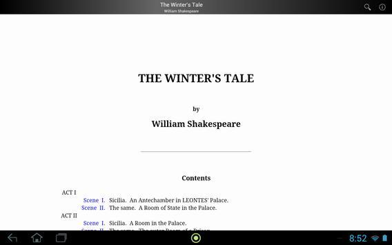 The Winter's Tale screenshot 2