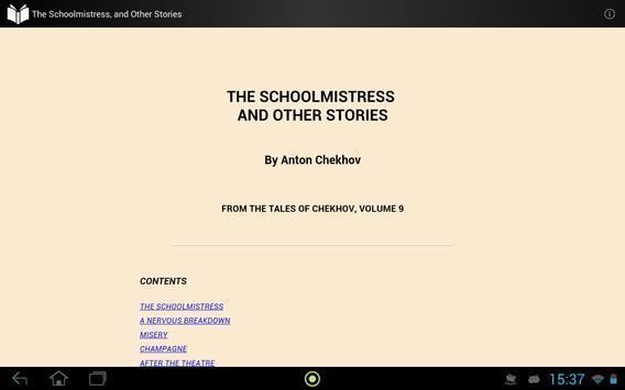 The Schoolmistress apk screenshot