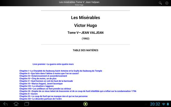 Les Miserables Tome 5 For Android Apk Download