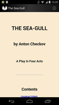 The Sea-Gull poster
