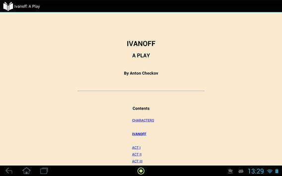 Ivanoff screenshot 2