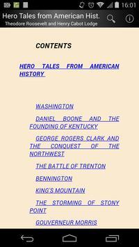 American History Hero Tales screenshot 1