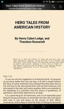 American History Hero Tales screenshot 4