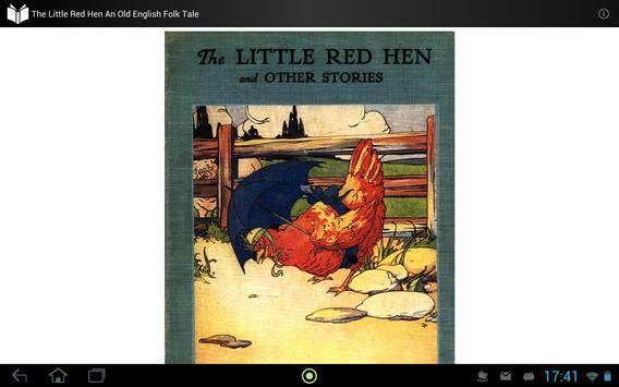 The Little Red Hen apk screenshot