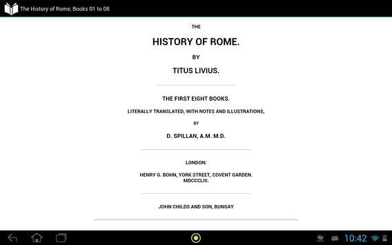 The History of Rome screenshot 2
