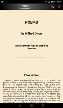 Poems screenshot 4
