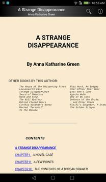A Strange Disappearance apk screenshot