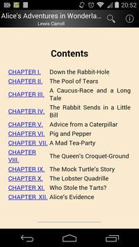 Alice's Adventures in Wonderland screenshot 1
