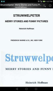 Struwwelpeter (English) apk screenshot