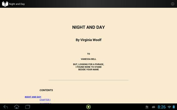 Night and Day apk screenshot