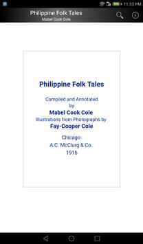 Philippine Folk Tales screenshot 4