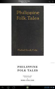 Philippine Folk Tales screenshot 2
