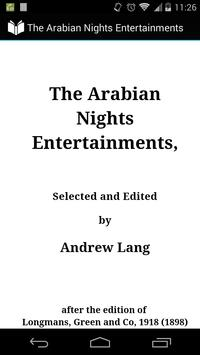 Arabian Nights Entertainments poster