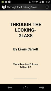 Through the Looking-Glass poster
