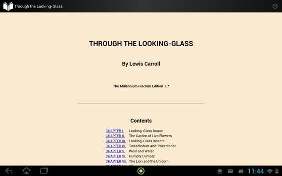 Through the Looking-Glass screenshot 2