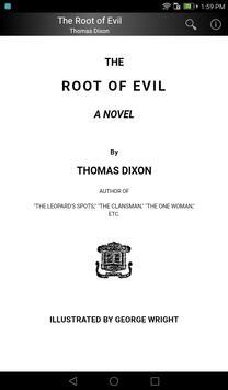The Root of Evil apk screenshot
