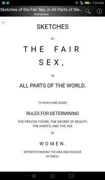 Sketches of the Fair Sex screenshot 4