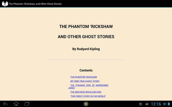 The Phantom 'Rickshaw apk screenshot