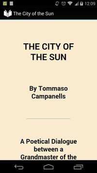The City of the Sun poster