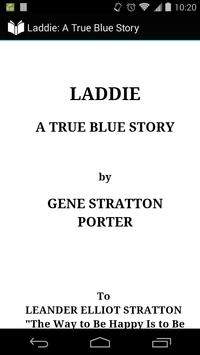 Laddie: A True Blue Story poster
