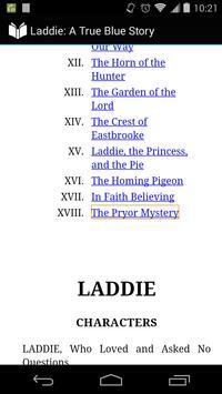Laddie: A True Blue Story screenshot 1