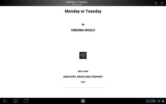 Monday or Tuesday apk screenshot