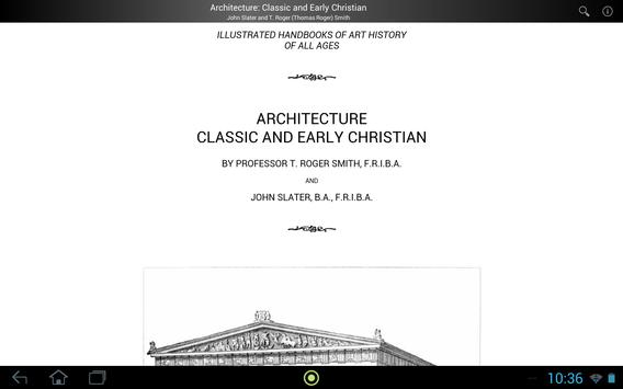 Christian Architecture apk screenshot