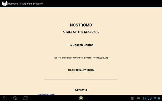 Nostromo apk screenshot