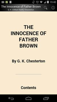 The Innocence of Father Brown poster
