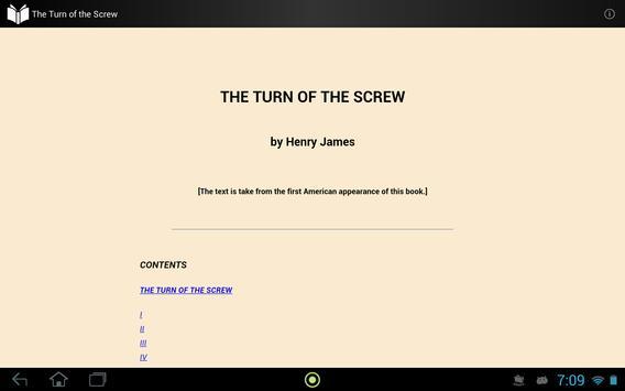 The Turn of the Screw apk screenshot