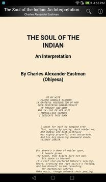 The Soul of the Indian apk screenshot