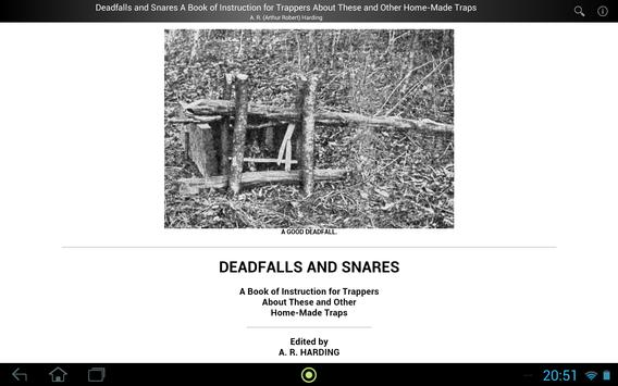 Deadfalls and Snares screenshot 3