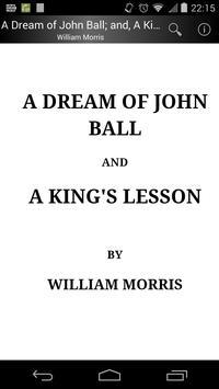 A Dream of John Ball poster