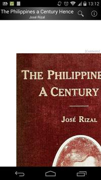 Philippines A Century Hence poster