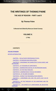 The Writings of Thomas Paine 4 screenshot 2